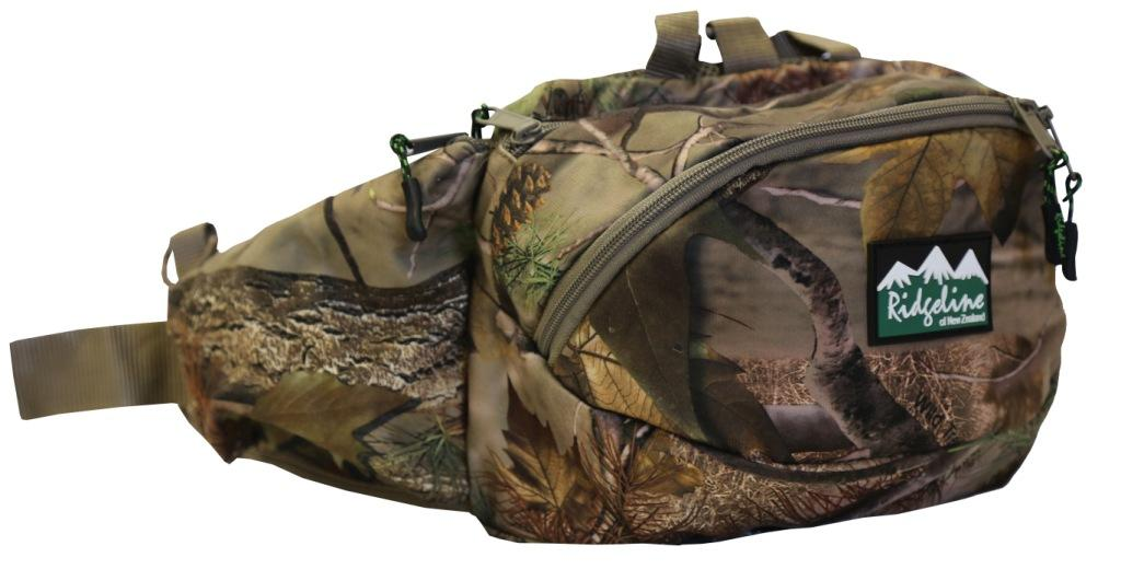 Ridgeline Haul All Bum bag Nature Green RLABBHNG