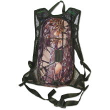 Ridgeline Hydro Day Pack Compact Buffalo Camo with 3L Bladder