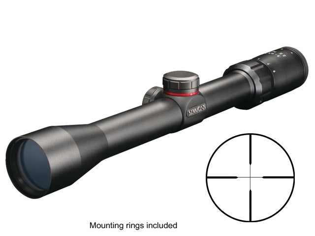 Simmons 3-9X32 Truplex Scope