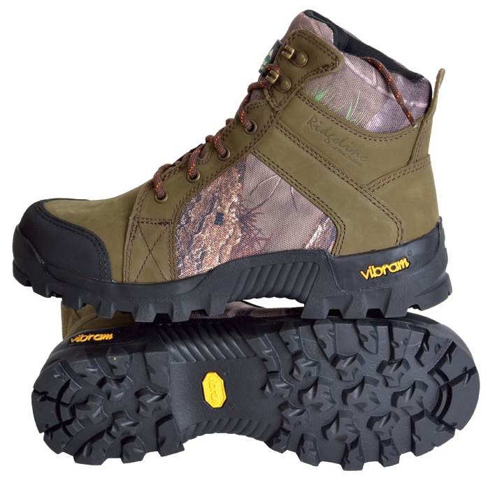 Ridgeline Arapahoe Boots Olive/ Nature Green Size US 12