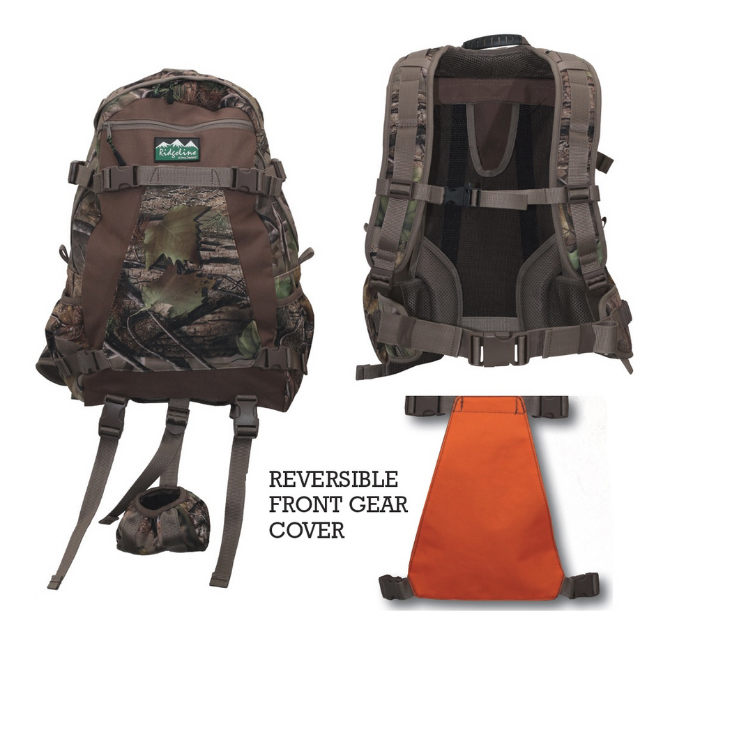 Ridgeline Mule Backpack - Nature Green Camo