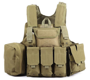 Tactical Ghost Vest