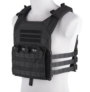 Tactical Black Vest