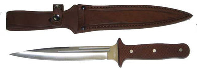 Buffalo River Pig Knife Wood Handle