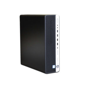 HP |  EliteDesk 800 G3  | i5-6500 @ 3.20GHz | 8GB RAM | 500GB HDD  | SFF | Windows 10 Pro