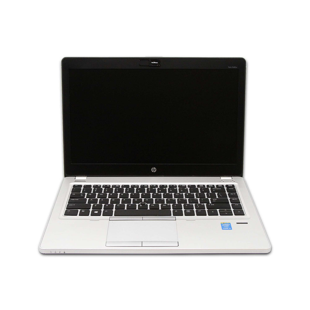 HP | Folio 9480m | i5-4310U @ 2.0GHz | 8GB RAM | 240GB SSD| Windows 10 Pro