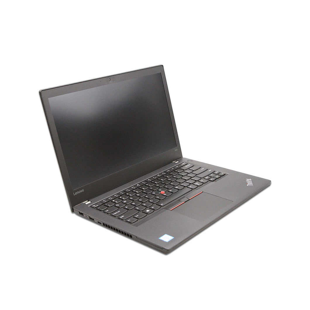 Lenovo Thinkpad T470 | i5-6200U @ 2.30GHz | 8GB RAM | 120GB SSD | Windows 10 Pro