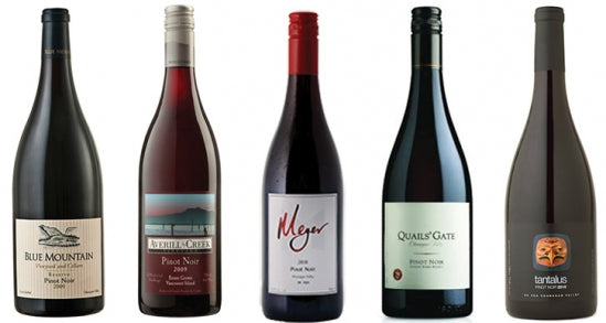 City Cellar: Celebrate BC Pinot Noir