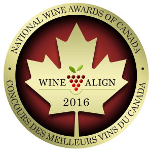 National Wine Awards of Canada 2016