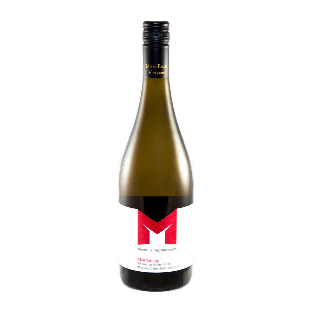 McLean Creek Rd Chardonnay 2016 - WineAlign Gold Medal