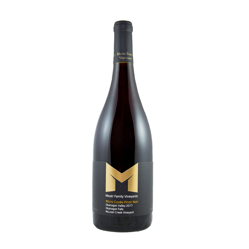 Micro Cuvée Pinot Noir 2017 - 2 bottle limit