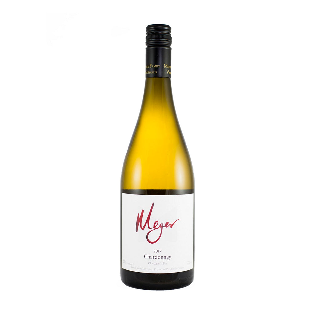 Okanagan Valley Chardonnay 2017