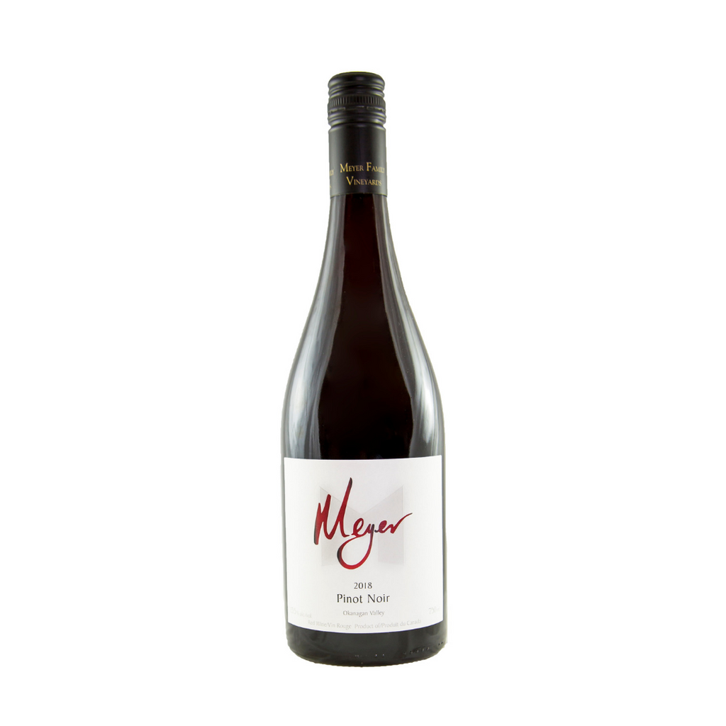 Okanagan Valley Pinot Noir 2018