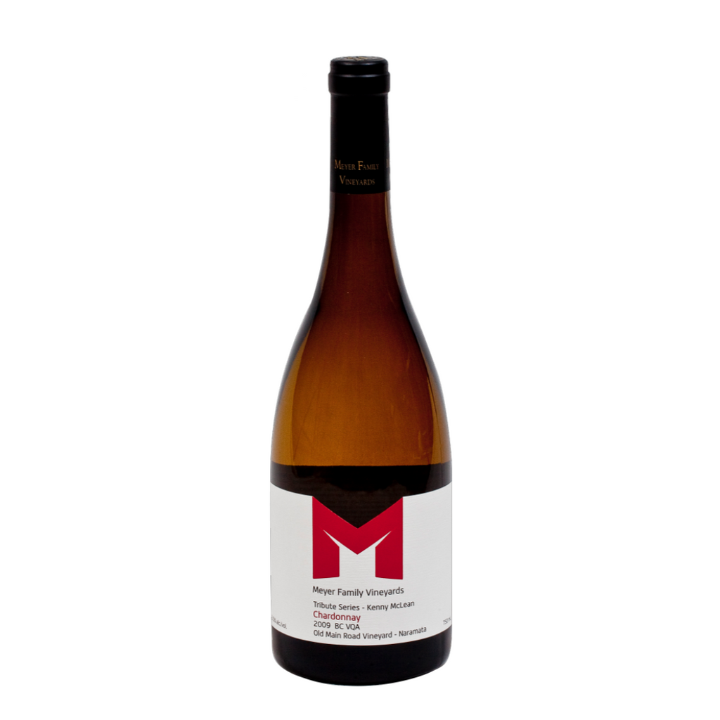 Tribute Chardonnay 2009 - Kenny McLean