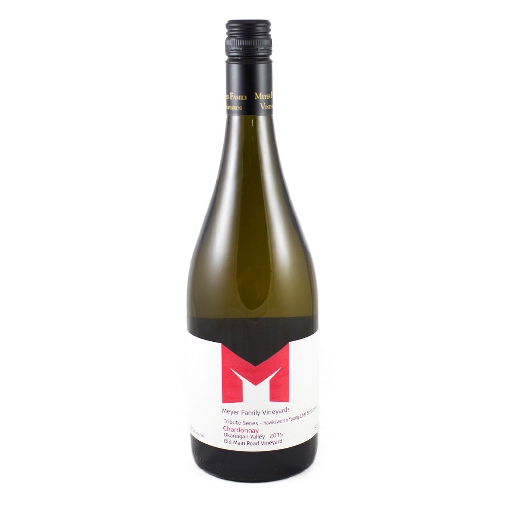 Tribute Chardonnay 2015 - Hawskworth Young Chef