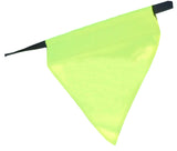 lead bunting yellow lead sleeve