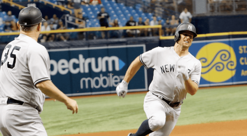 Game 1 Rays Recap: Monday September 24: 4-1 WIN: Bullpen Day For Us? In the Trop? Whoa.