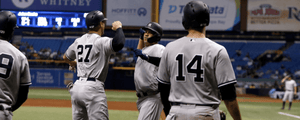 Game 2 Rays Recap: Tuesday September 25: 9-2 WIN: Sevy is Basically Back (I think), Gary is Basically Back (I also think) And We Scored a Bunch of Runs