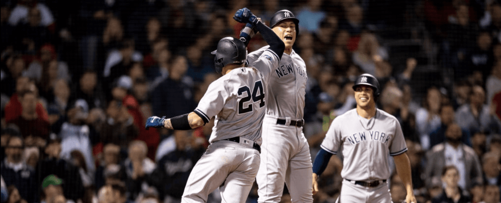 ALDS Game 2 vs Red Sox: Saturday October 6: 6-2 WIN: Judge Stays Hot, Gary Bombs Two, And Masa Being Masa (Series Tied 1-1)
