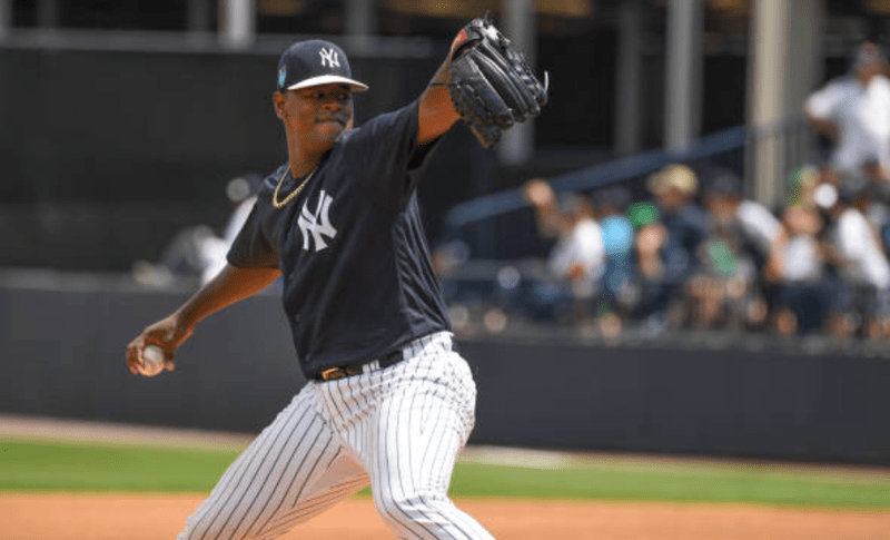 Luis Severino shut down for two weeks with shoulder injury