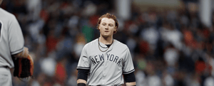 Clint Frazier Done For the Season