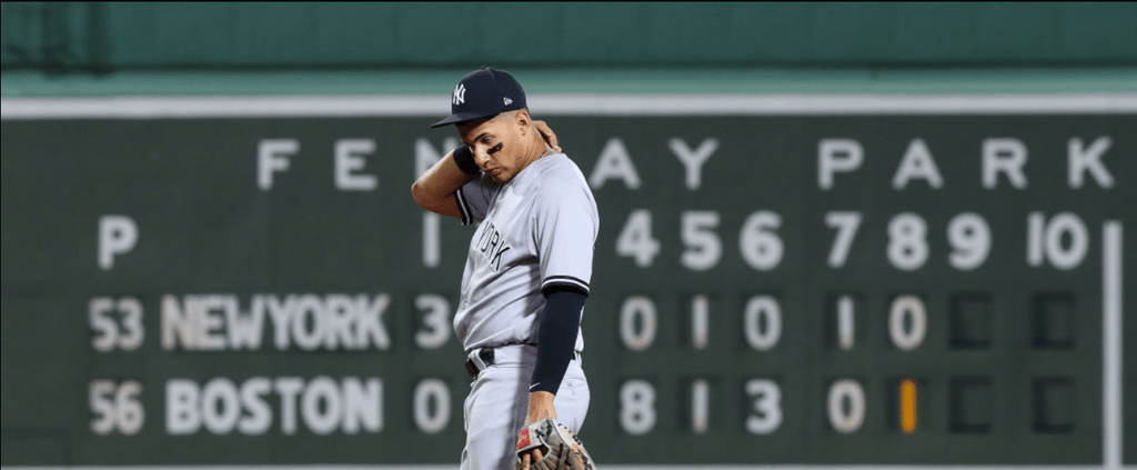 Game 1 Red Sox Recap: Thursday August 2: 15-7 Loss: Wow, that game was UGLY