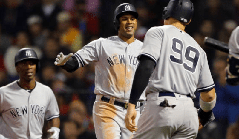 Aaron Hicks signs seven-year extension. Some thoughts: