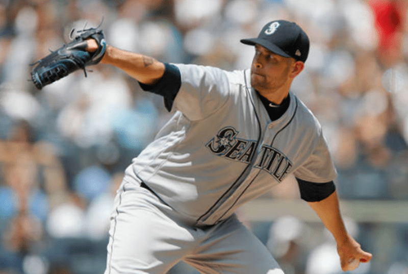 Breaking: Yankees Acquire LHP James Paxton from Mariners