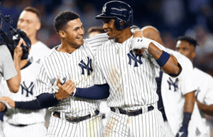 The Yankees and the 2018 BBWAA Awards