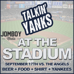 Talkin' Yanks At The Stadium