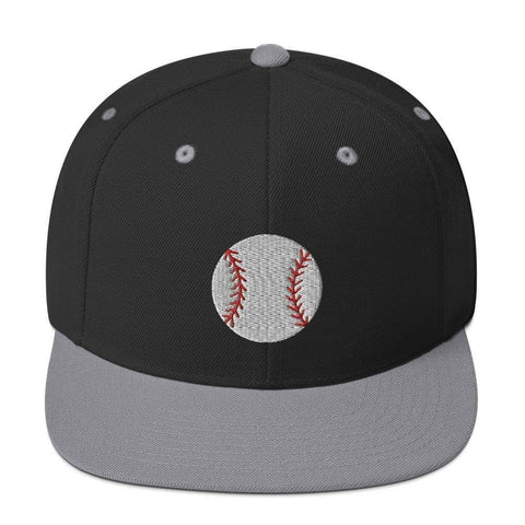 Baseball | Snapback Hat - Jomboy Media