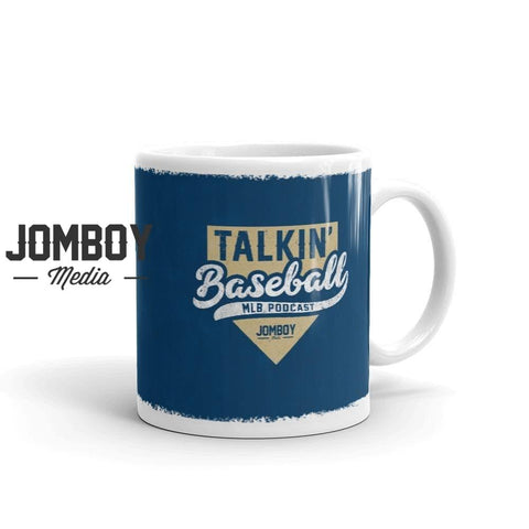 Talkin' Baseball | Mug - Jomboy Media