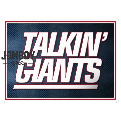 Talkin' Giants | Sticker