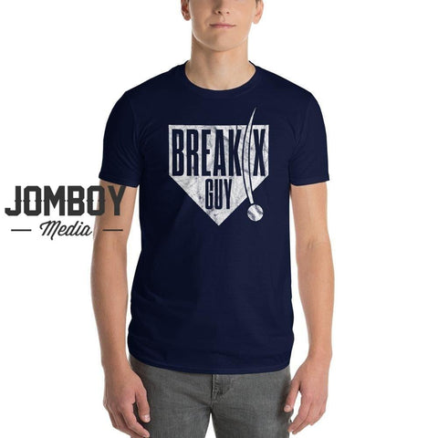 Break-X Guy | T-Shirt 3 - Jomboy Media