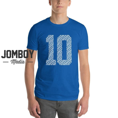 10 | T-Shirt - Jomboy Media