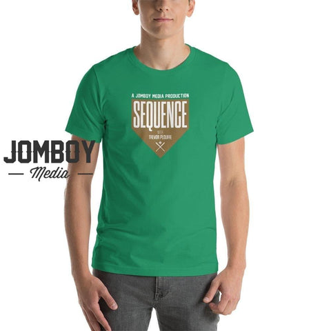 Sequence w/ Trevor Plouffe | T-Shirt 3 - Jomboy Media