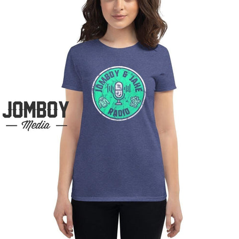 Jomboy & Jake Radio | Women's T-Shirt