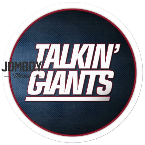 Talkin' Giants | Sticker 2