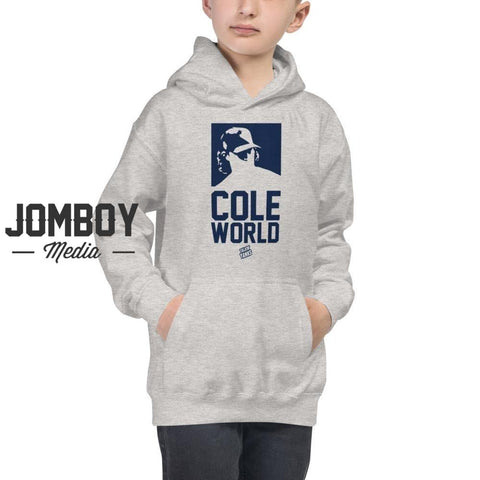 Cole World - Youth Hoodie