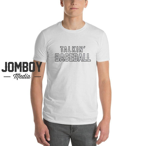 Talkin' Baseball | T-Shirt