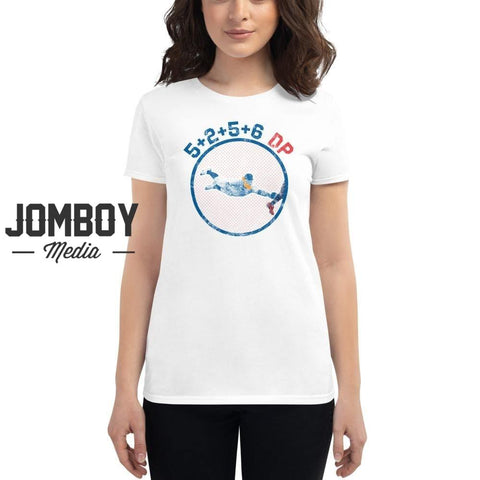 5+2+5+6 DP | Women's T-Shirt - Jomboy Media