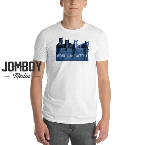 Bronx Glue Factory | T-Shirt - Jomboy Media