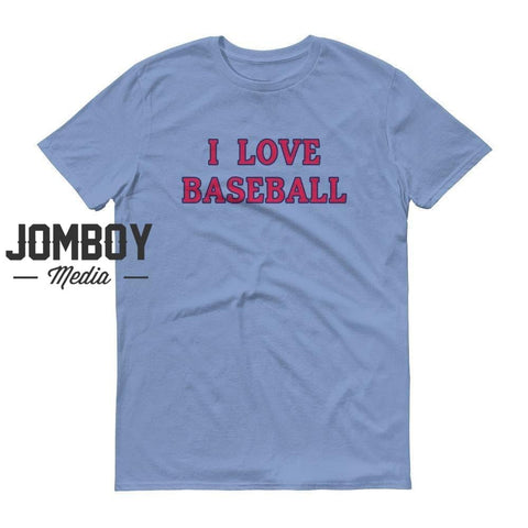 I Love Baseball - Twins T-Shirt