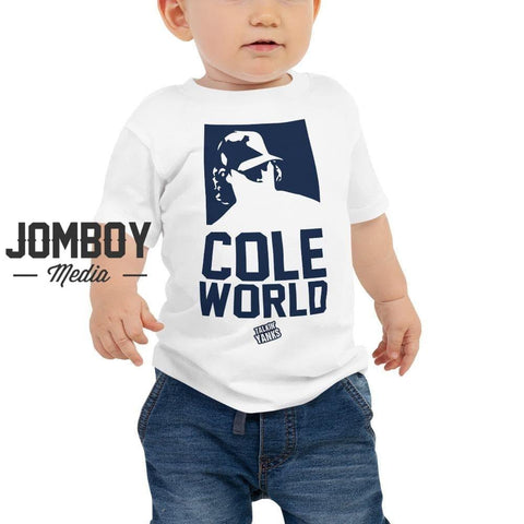 Cole World | Baby Tee