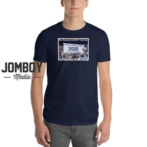 A Really Good 60 Games | T-Shirt - Jomboy Media