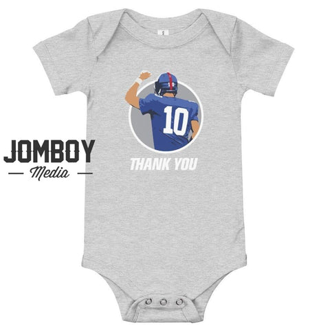 Thank You, 10 | Baby Onesie