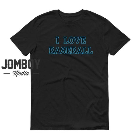 I Love Baseball - Marlins T-Shirt