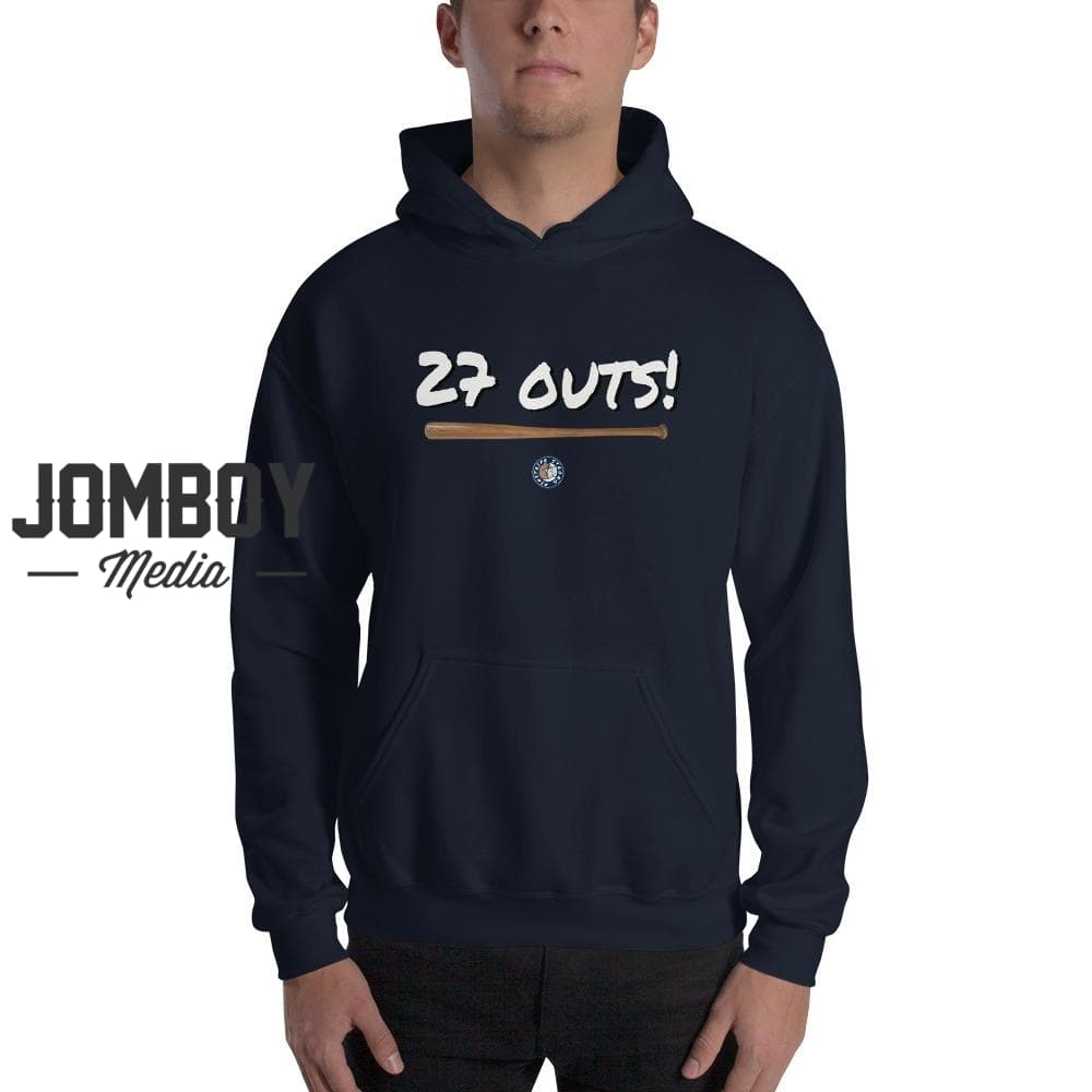 27 Outs! Hoodie