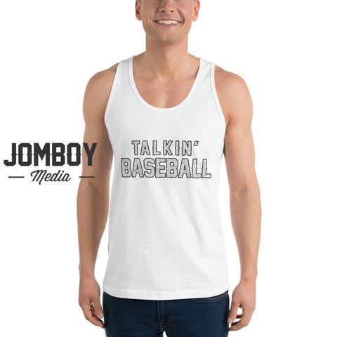 Talkin' Baseball | Tank