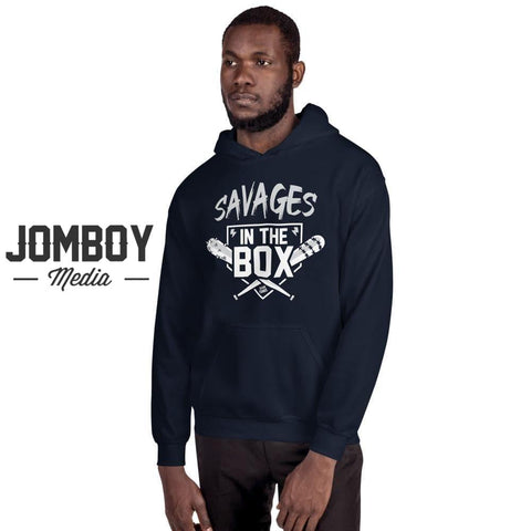 Savages In The Box - Hoodie